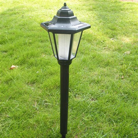 plug in yard lights buy solar power led outdoor garden pathway plug in lawn