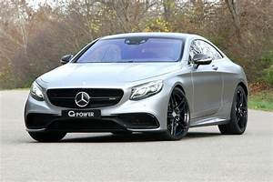 Mercedes Amg Coupe : 2016 mercedes amg s63 coupe g power benztuning ~ Medecine-chirurgie-esthetiques.com Avis de Voitures