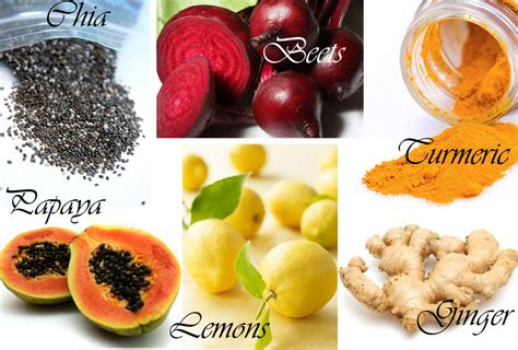 cuisine detox top 5 detoxifying digestive tract foods in the