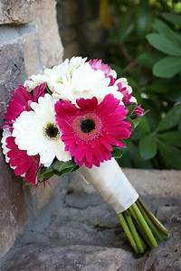 Pink and Magenta Wedding Bouquets - BB0591-Pink and White ...