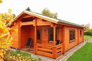 Ferienhaus Holz Bauen : gartenhaus wolff spessart ferienhaus 70 92mm holzhaus ~ Lizthompson.info Haus und Dekorationen
