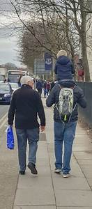 Fathers and Sons on the Blue Side of Liverpool - Out With ...
