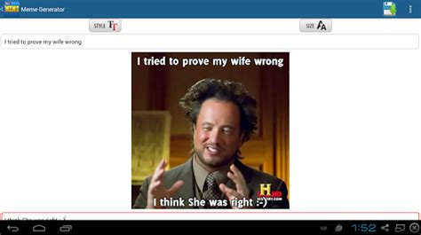 Quick Meme Creator - download quick meme generator google play softwares abcyoykzahzh mobile9