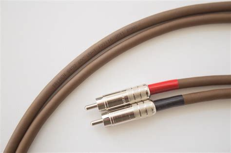 Belden Switchcraft Audiophile High End Rca