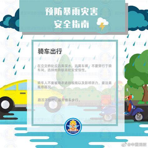 预防暴雨灾害安全指南-龙岩市连城县人民政府