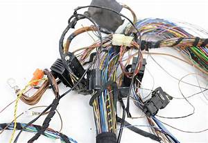 Bmw E34 530i 525i Main Body Wiring Harness Power