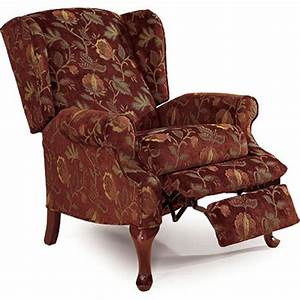 Lane Wingback Recliner Chairs