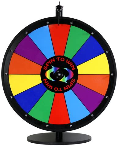 Spin To Win Prize Wheels Prize Wheel Depot