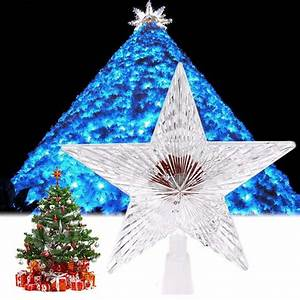 popular led tree star buy cheap led tree star lots from With outdoor star light for christmas tree