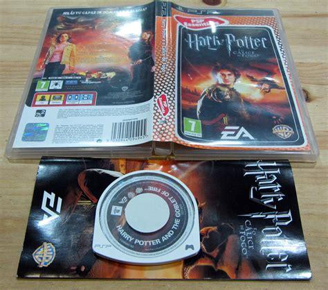 Há quem espere pelo show do roberto carlos na globo, pelo papai noel, ou pelo novo filme da xuxa. Harry Potter e o Cálice de Fogo PSP Essentials (Seminovo) - Play n' Play