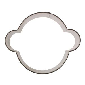 monkey face cookie cutter rm  country kitchen sweetart