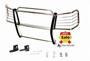 2000 3500hd Grille Guards In