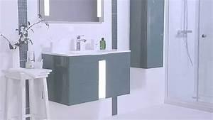 meubles de salle de bains toi et moi toundra youtube With pied meuble salle de bain lapeyre