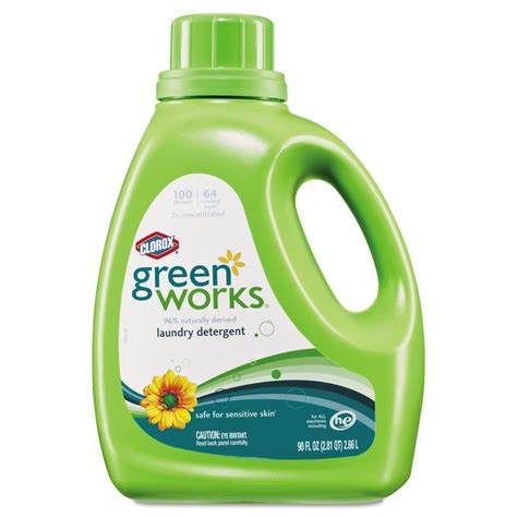 Laundry Biodegradable In 400g Box by Green Works Laundry Detergent Liquid Original 4