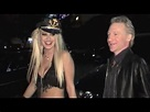 BILL MAHER & date leave Viper Room nightclub on Sunset ...