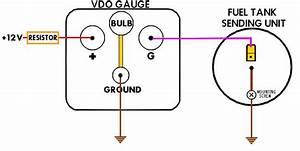 On A 12 Volt Gauge Wiring Diagram For A Vw
