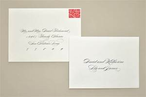 Dallas wedding planners blog inviting kids to your for Wedding invitation envelope addressing family