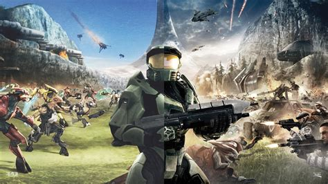Watch How Halo's Graphics Have Evolved Over 15