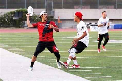 Ultimate Frisbee Is Trying To Break Into The Big Leagues