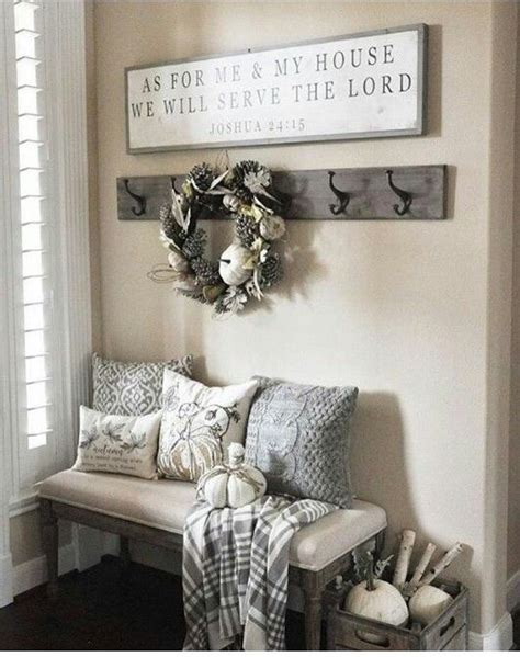 home entrance decor joanna gaines style home ideas in 2019 home