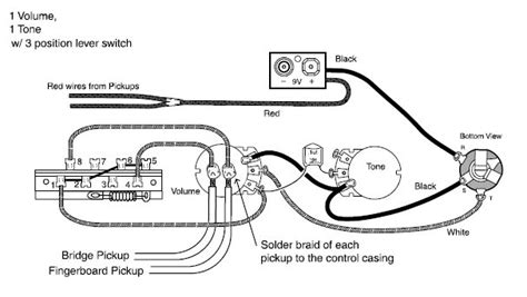 Emg Wiring Diagram Schematic