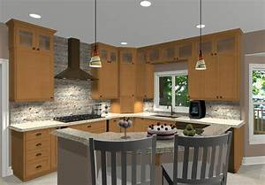 Shaped Kitchen Island Idea Best Choices Of Kitchen Island Shapes