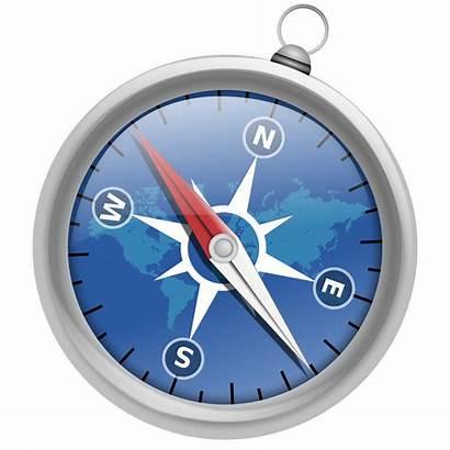 Compass Safari Icon Svg Internet Navegador Transparent