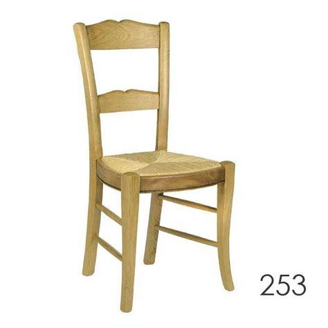 chaise en chêne massif chaise de cuisine rustique en chêne massif 250 253 255