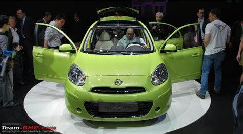 The Brand's Small Car For India