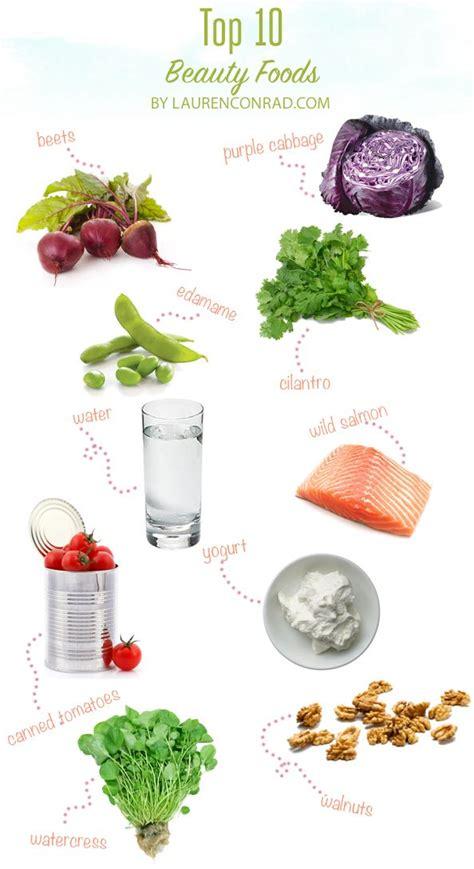 tuesday ten top beauty foods beauty top ten  tops
