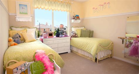 imaginer sa cuisine idée décoration et rangement chambre bébé enfant fille