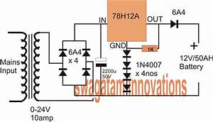 12v 5 Amp Fixed Voltage Regulator Ic 78h12a Datasheet  Application Note