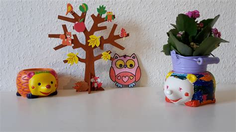 Coole Sachen Aus Plastikloefeln Basteln Mit Kindern by Coole Sachen F 252 R Den Herbst Basteln Mit Bakerross Der