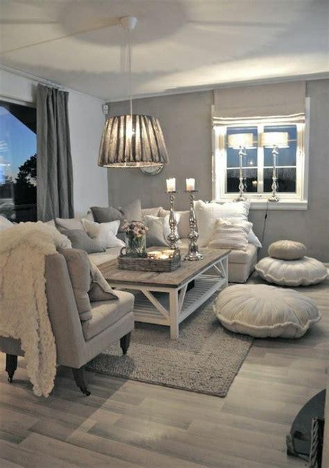 wohnideen wohnzimmer grau braun einladendes wohnzimmer dekorieren ideen und tipps