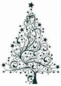 Weihnachtsmotive Schwarz Weiß : clip art weihnachten trees black und wei k7513328 suche clipart poster illustrationen ~ Buech-reservation.com Haus und Dekorationen