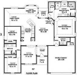 3 bedroom 2 bath floor plans gallery for gt house floor plans 3 bedroom 2 bath