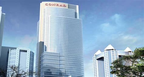 conrad brand debuts  dubai hospitality