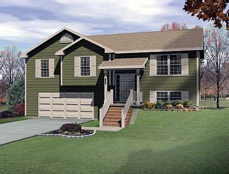 Split Level House Plans  Earchitectural Design