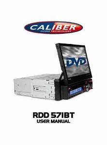 Caliber Rdd571bt Car Radio Download Manual For Free Now