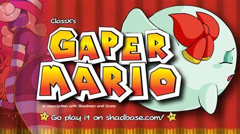 Gaper Mario Full Game In Description By Classx Hentai