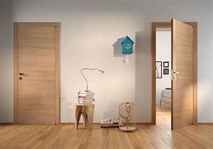 photos d39installation de porte interieur tryba beau window 95 With porte d entrée alu avec salle de bain chene blanchi