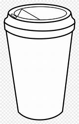 Coloring Coffee Cup Cups Clipart Latte Clip Mug Paper Pinclipart Tumbler Luxury Webstockreview Sketch Template sketch template