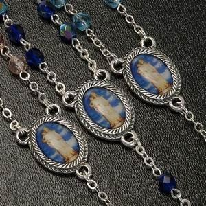 Blau Kundenservice Telefonnummer : rosenkranz glas madonna von gonare blau t rkis rosa online verfauf auf holyart ~ Orissabook.com Haus und Dekorationen