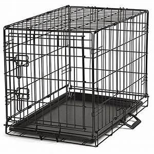 proselect easy dog crates for dogs and pets black extra With cheap dog crates for small dogs