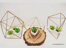 15 Geometric Wedding DIYs SouthBound Bride