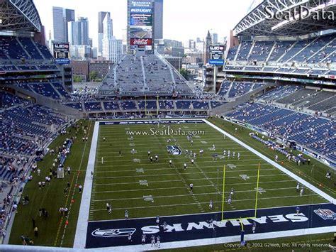 toyota fan deck tickets centurylink field section 324 seattle seahawks