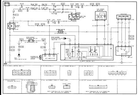 wiring diagram mazda mpv 2001 2001 mazda mpv cooling system wiring diagram 2001 mazda