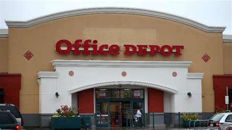Office Depot Chicago by Office Depot Alibaba Opening Store Cbs Chicago