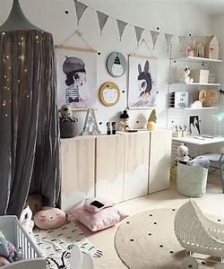 Kinderzimmer Mädchen Ikea : kinderzimmer mit ivar schr nken im wolken design ivar ~ Michelbontemps.com Haus und Dekorationen