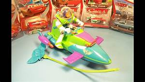 DISNEY TOY STORY 2 BUZZ LIGHTYEAR SPACE CYCLE PLAYSET TOY ...  Toy